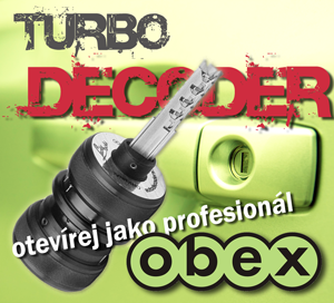 Turbo dekodéry
