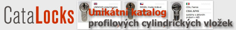 Catalocks.eu katalog zámků